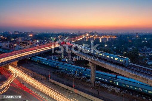 Jaipur Metro - A New Beautiful Developing Jaipur - the Pink City