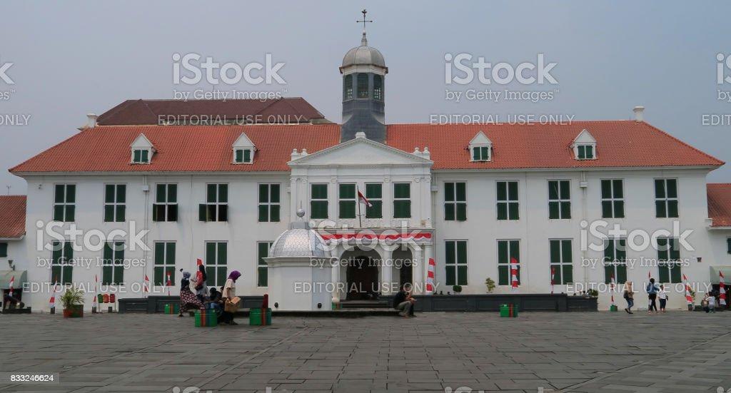 Musée d'histoire de Jakarta - Photo
