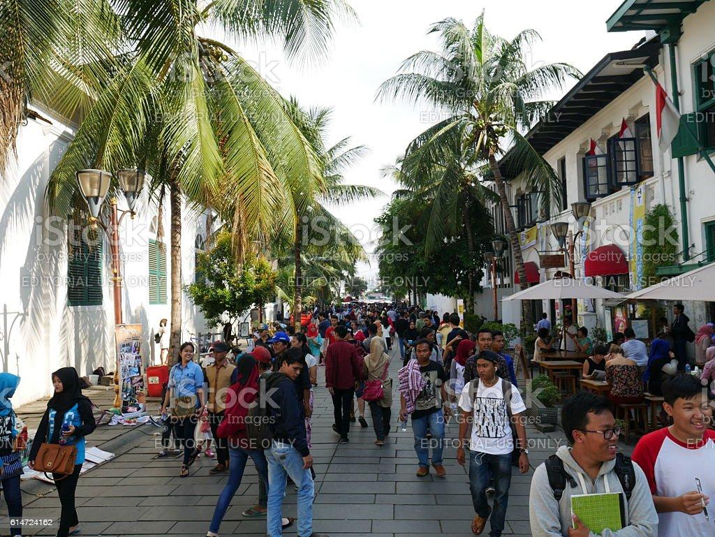 Jakarta Old Town, Indonesia - Photo