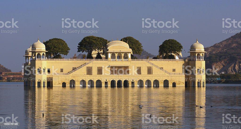 Jal Mahal, Jaipur stock photo