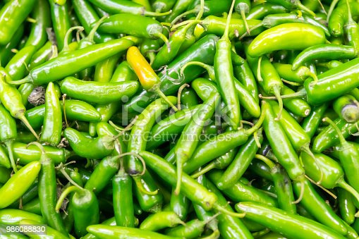 Jalapeno peppers for sale full frame