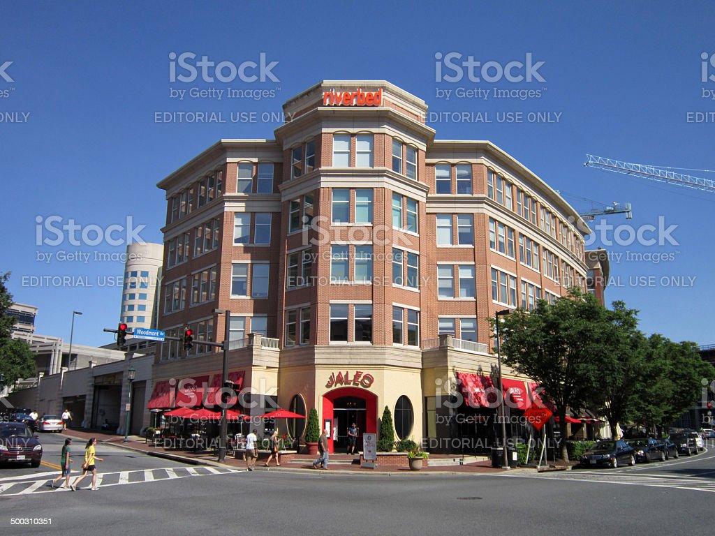 Jaleo Restaurant in Bethesda Maryland stock photo