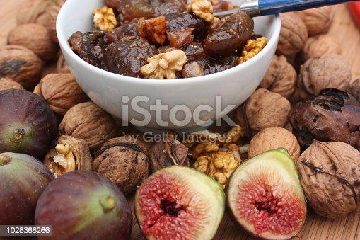 Jam Fig Nuts Raisin   Breakfast Dessert Buffet