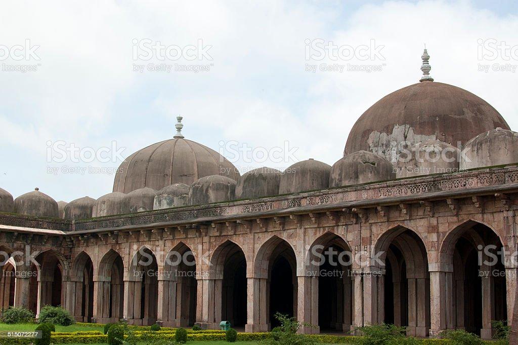 Jama Masjid (Mosque), Mandu, Madhya Pradesh, India - Stock Image stock photo
