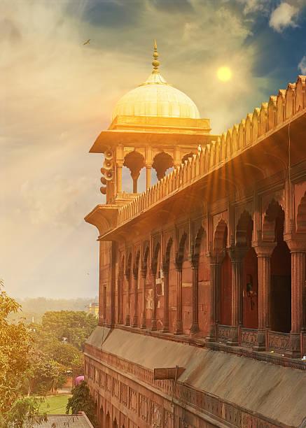 Cтоковое фото Jama Масджид мечети, старый Дели, Индии.