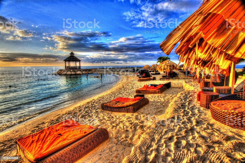 Jamaica stock photo