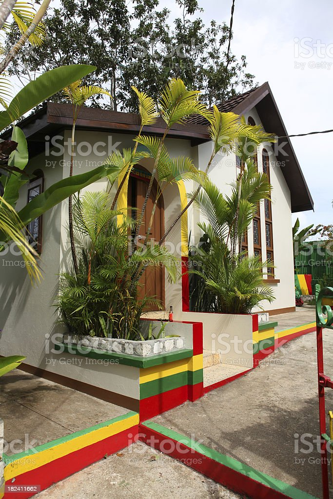 jamaican house​​​ foto