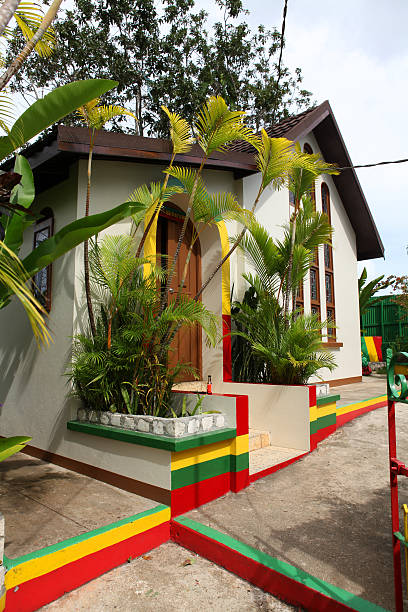 Jamaikanische house – Foto
