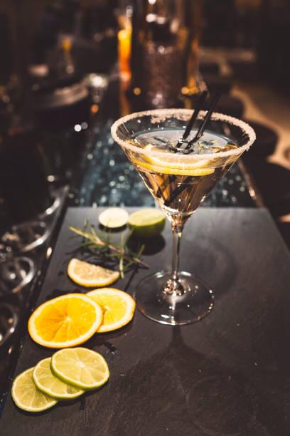 James Bond Vodka Martini, geschüttelt nicht gerührt – Foto