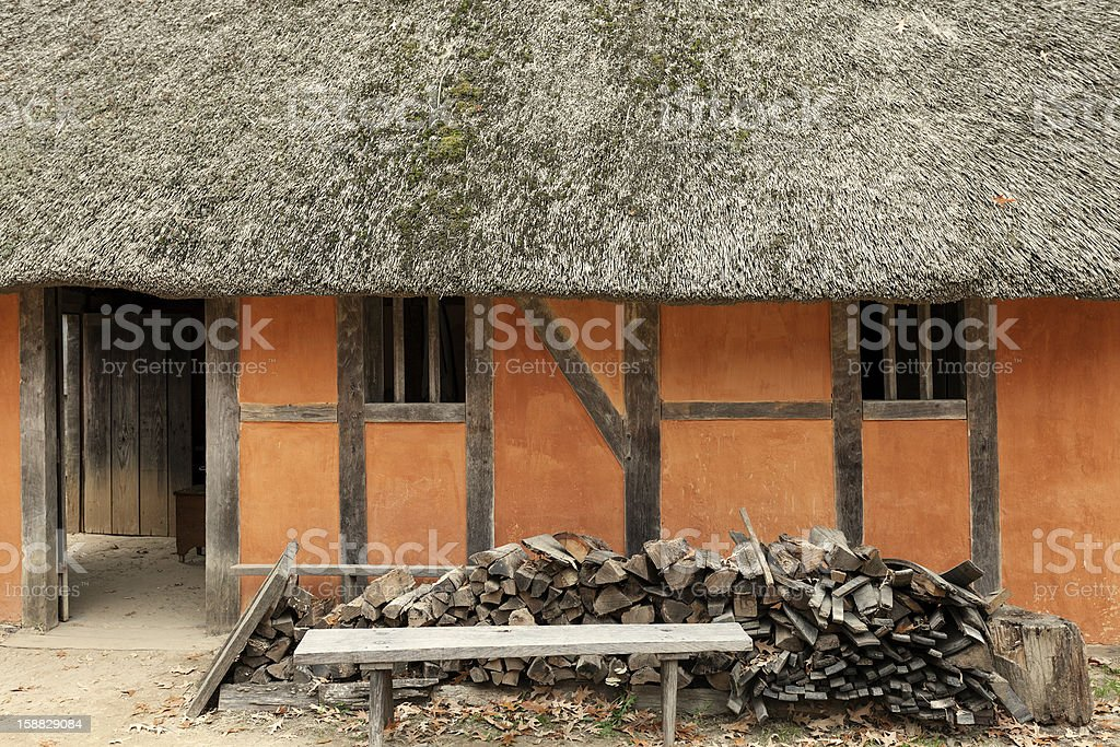 Jamestown stock photo