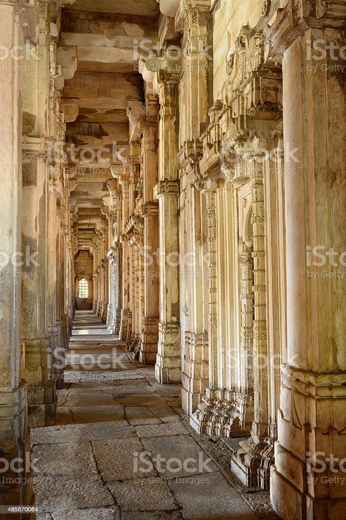 Jami Masjid mosque near Vadodara, India stock photo