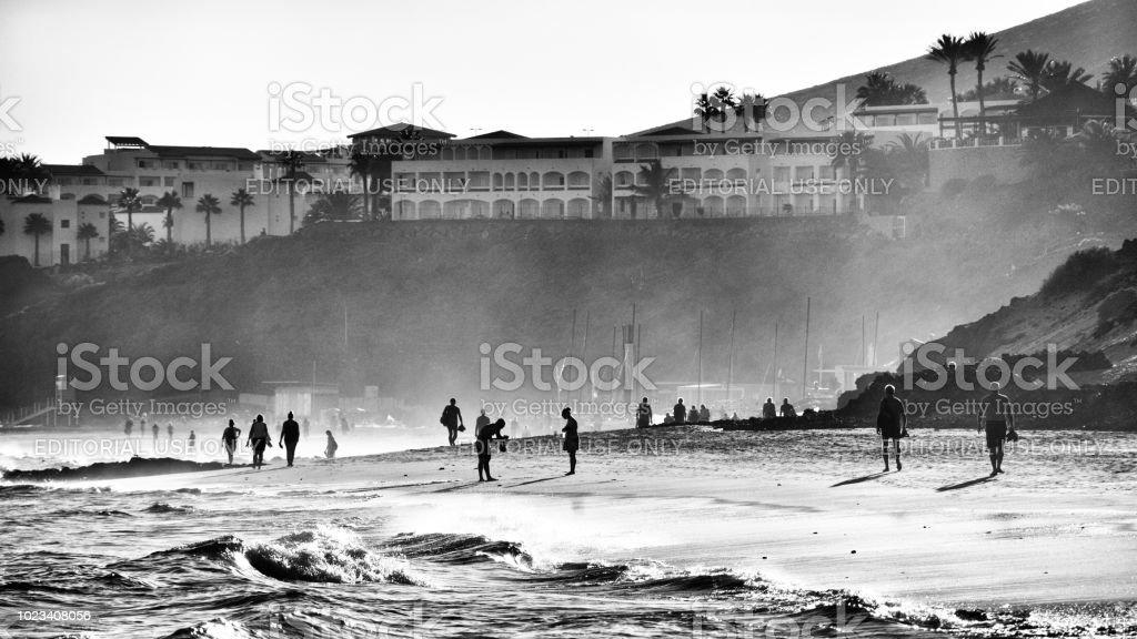 Playa de Jandía - foto de stock