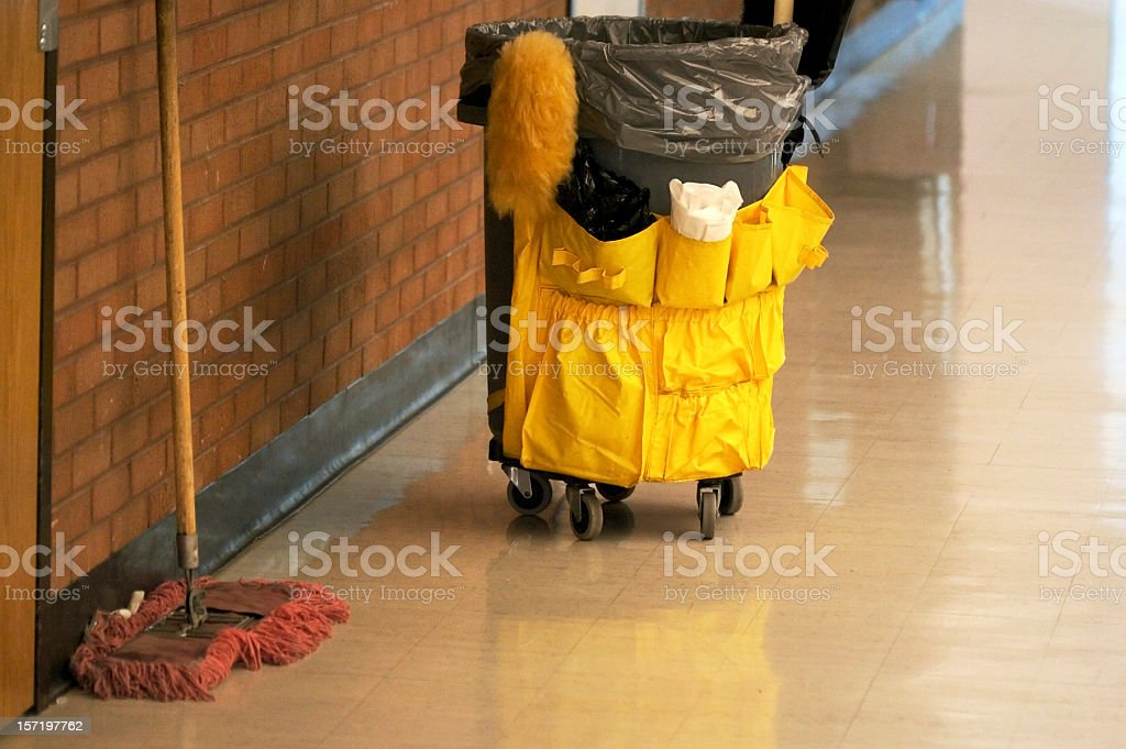 Janitor – Foto