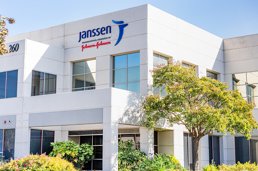 Janssen headquarters in Silicon Valley