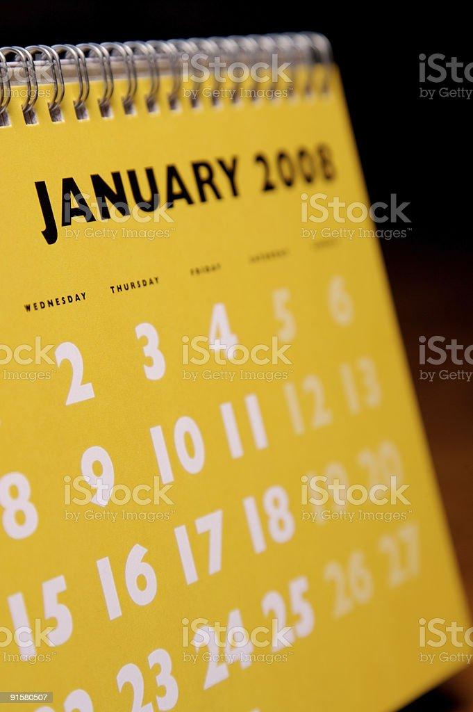 January... royalty-free stock photo