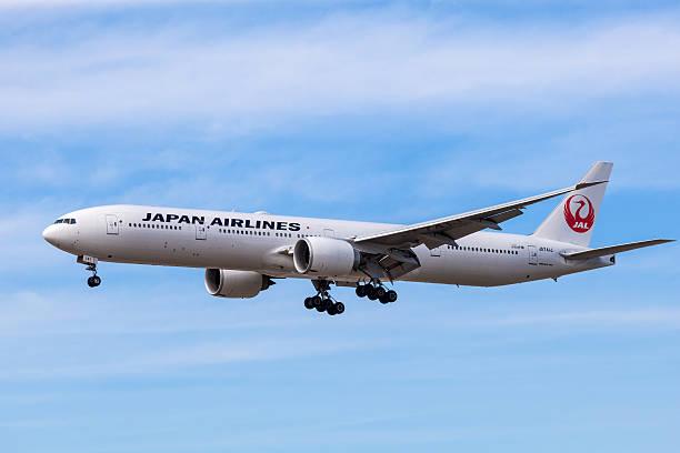 Japan Airlines Boeing 777 – Foto