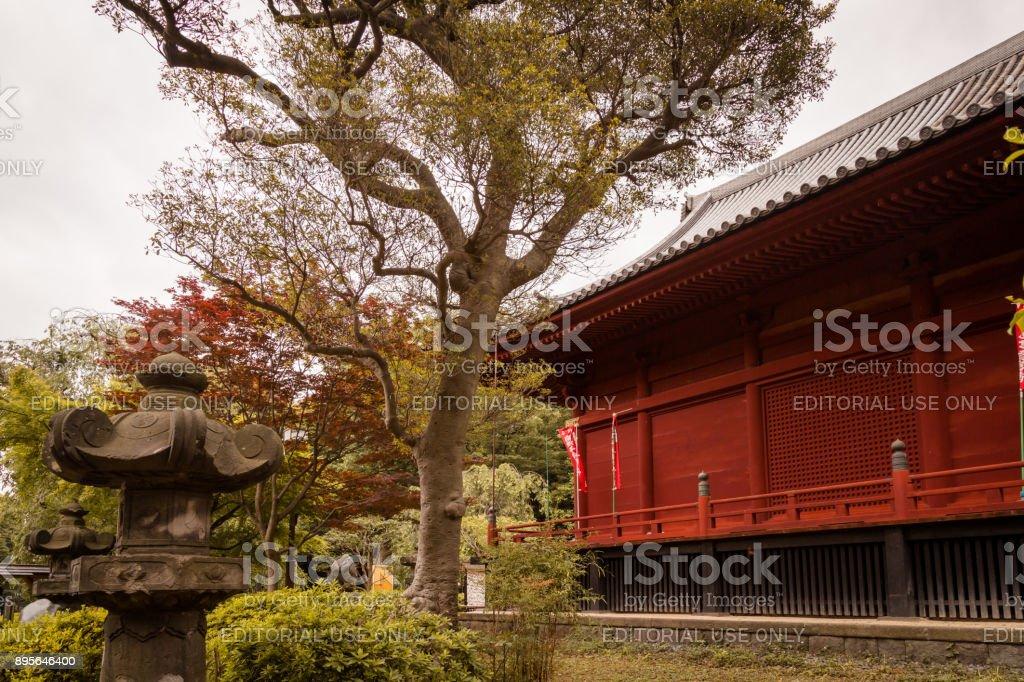 Japan Buddhism Temple stock photo