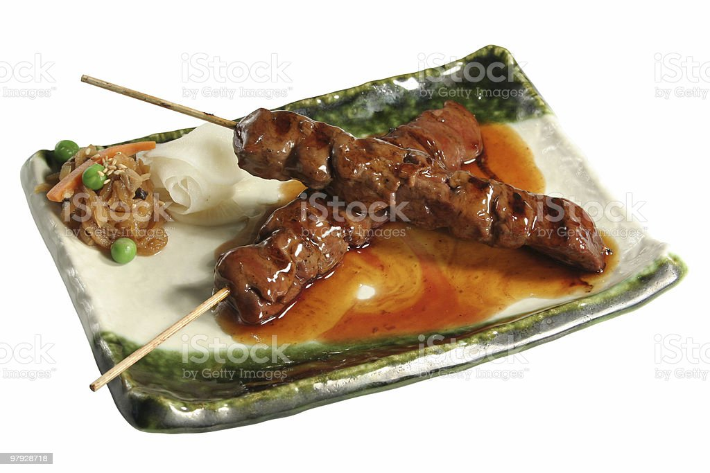 Japan Grill royalty-free stock photo