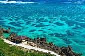 日本の都島で沖縄