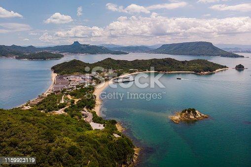 istock japan shikoku kagawa island 1159923119