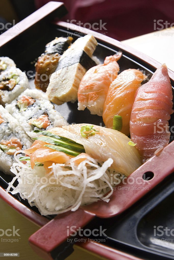 japanase cooking royalty-free stock photo