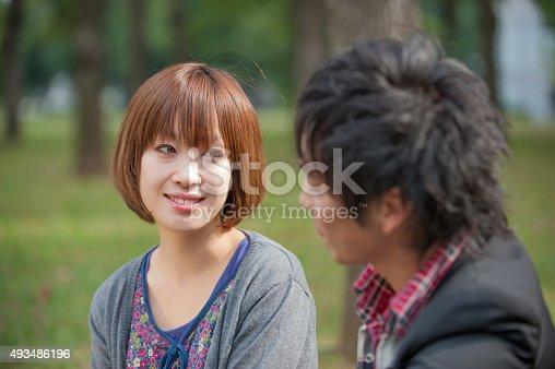 istock Japaneese couple 493486196