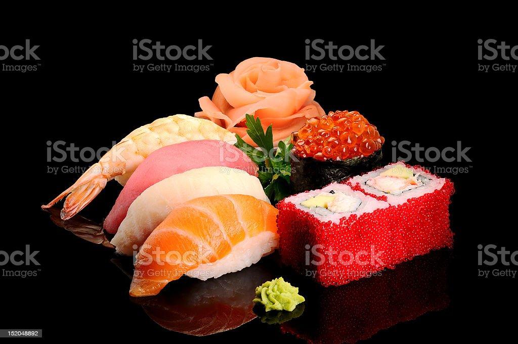japanese allsort royalty-free stock photo