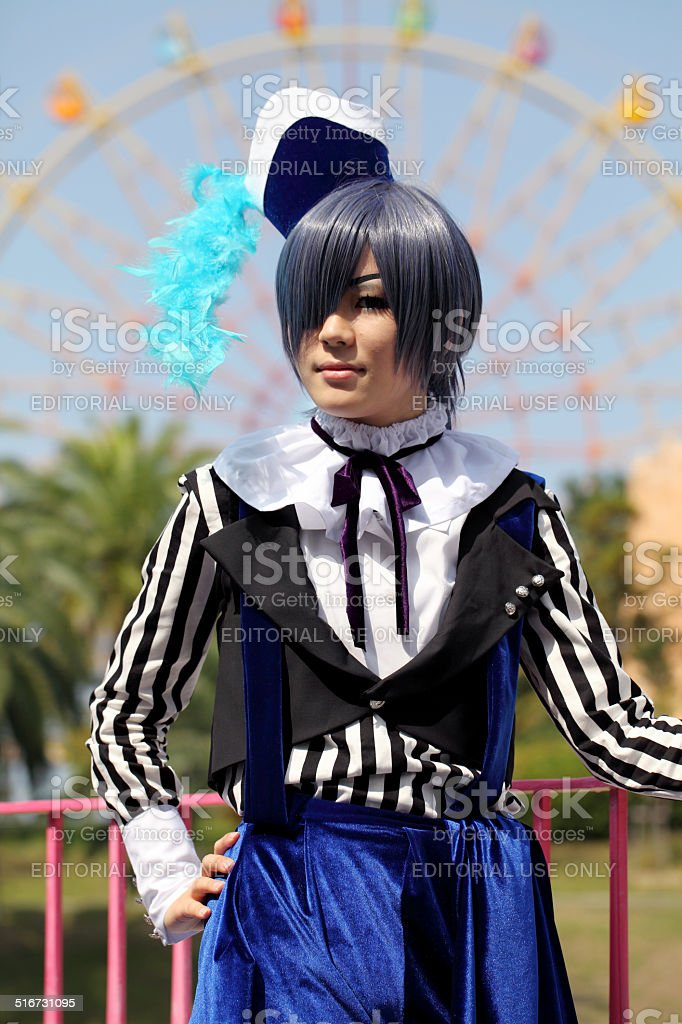 Girl cosplay Cosplay Costumes,