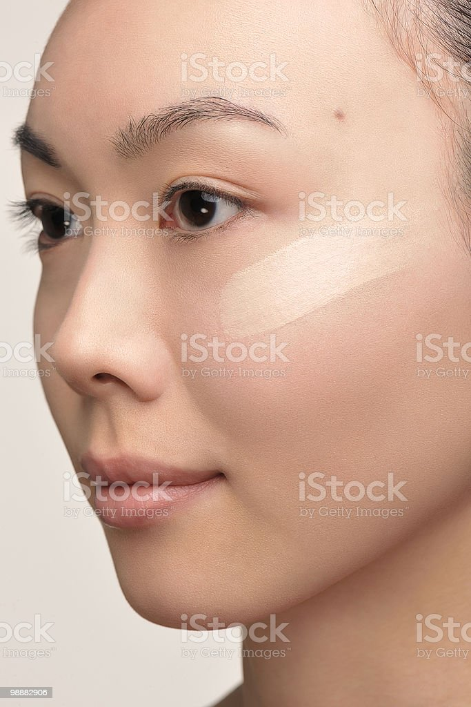 Japanese Beauty royalty-free stock photo