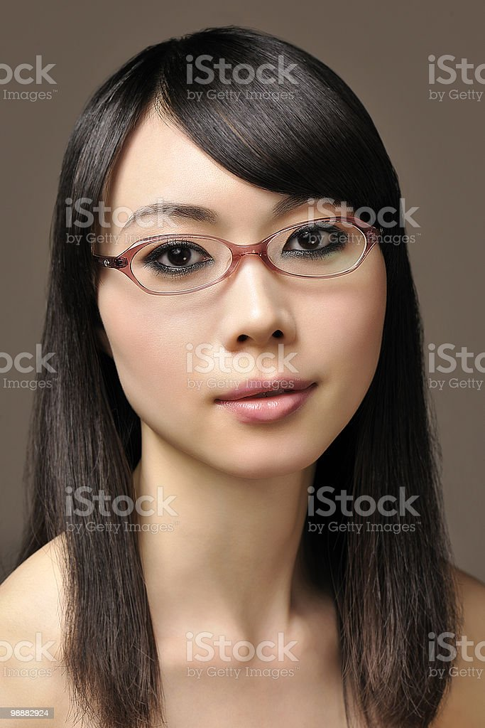 Japanese Beauty royalty free stockfoto