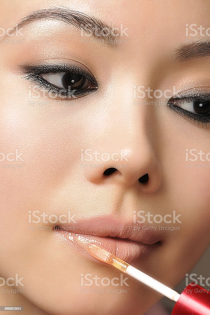 Japanese Beauty royalty-free 스톡 사진