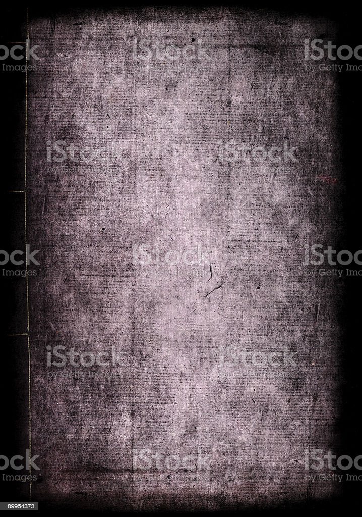 Japanese book Cover Edit stock photo