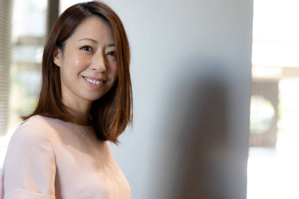 Japanese business woman Japanese business woman one mature woman only stock pictures, royalty-free photos & images