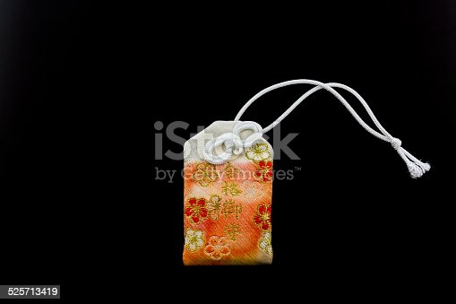 Japanese charms commonly sold at religious sites Shinto and Buddhist, provide various forms of luck or protection.