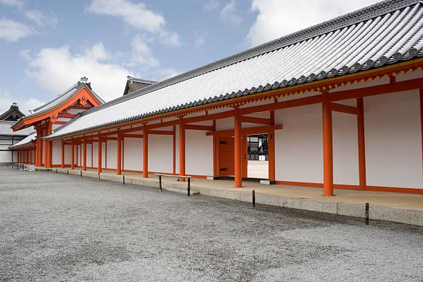 Japanische courtyard – Foto