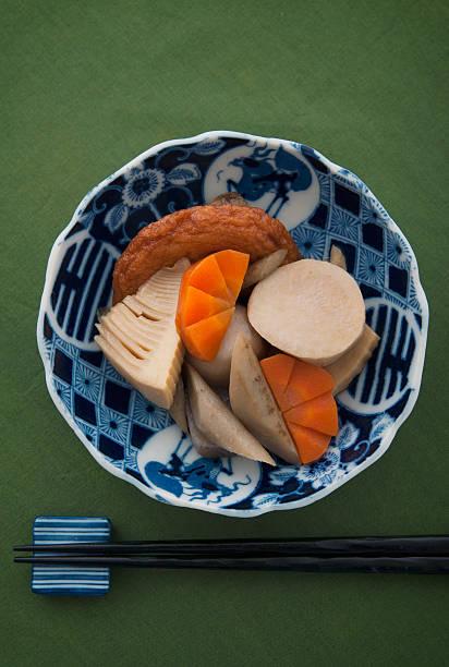 日本料理/NISHIME ストックフォト