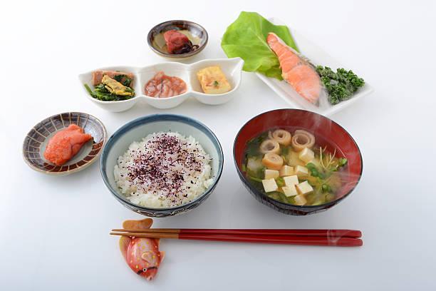 日本の料理  ストックフォト