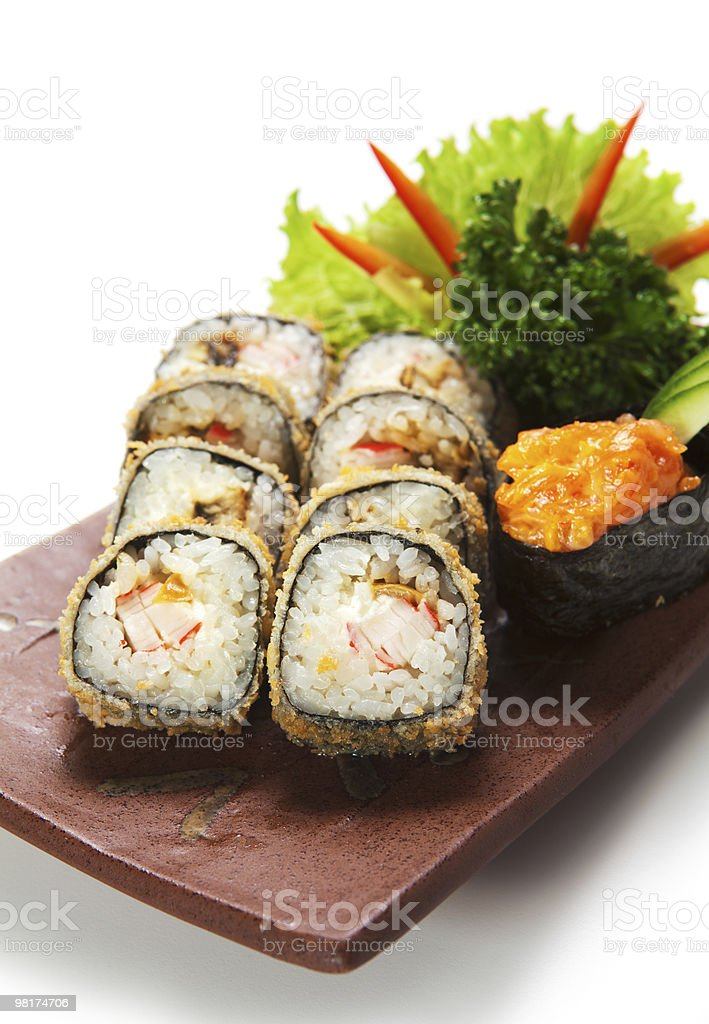 Japanese Dish royalty-free stock photo