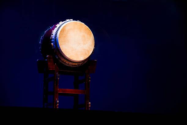 日本のドラム太鼓 - 七夕の写真 ストックフォトと画像