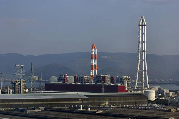 Japanische Factory – Foto