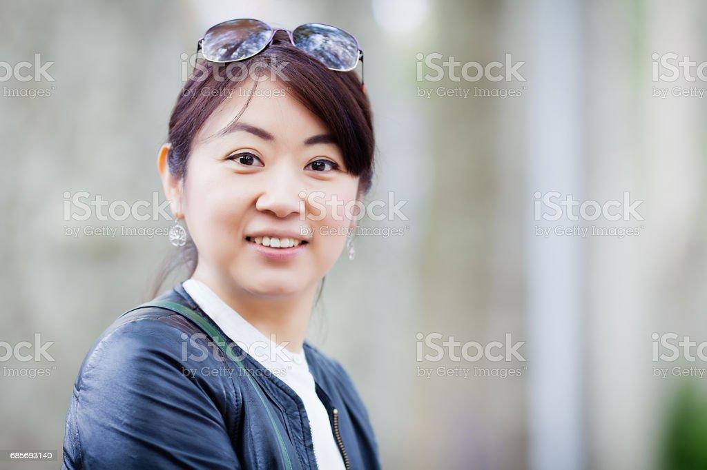 일본 가족 royalty-free 스톡 사진