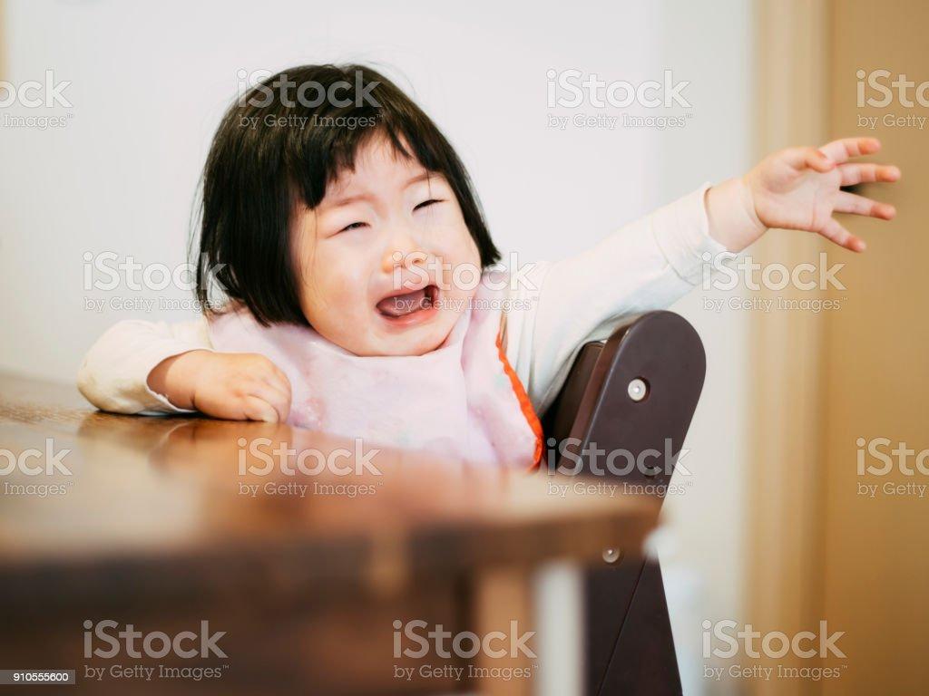 Japanese Family Life stock photo