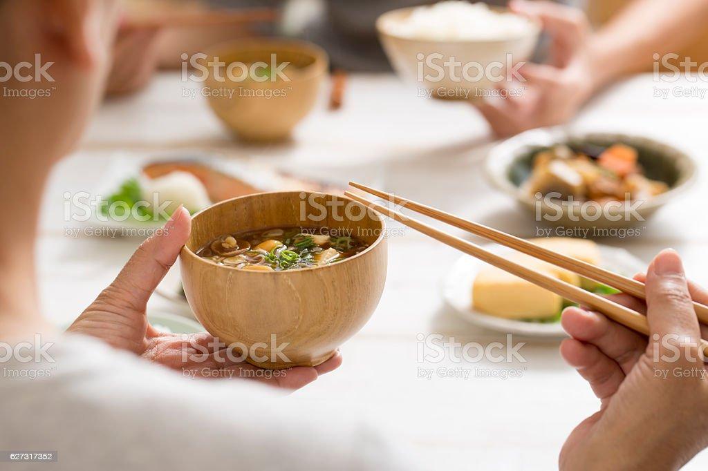 Comida japonesa  - foto de acervo