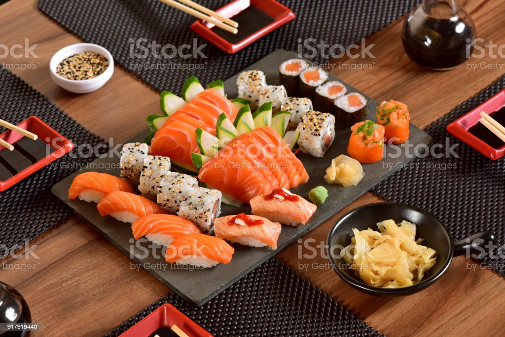 Cuisine japonaise - Photo