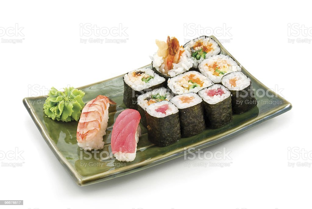Japanese Food royalty-free stock photo