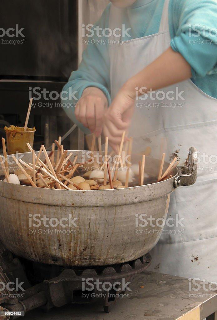 Japanese food royalty-free stock photo