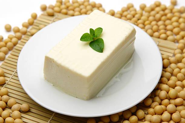 Cuisine japonaise Tofu - Photo