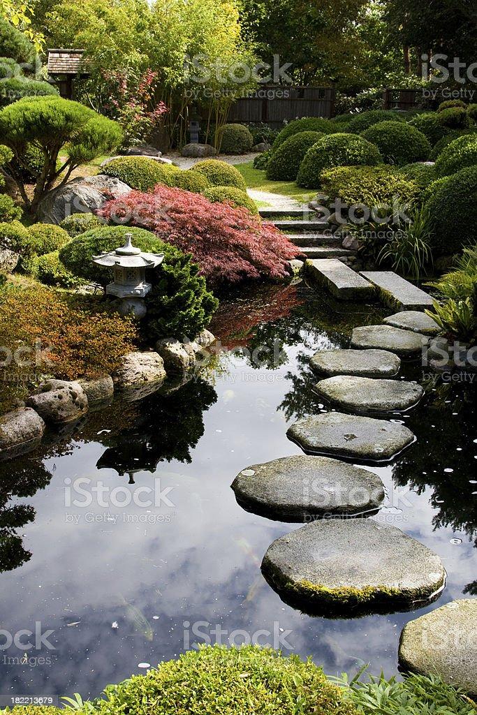 Japanischer Garten Bilder Und Stockfotos Istock
