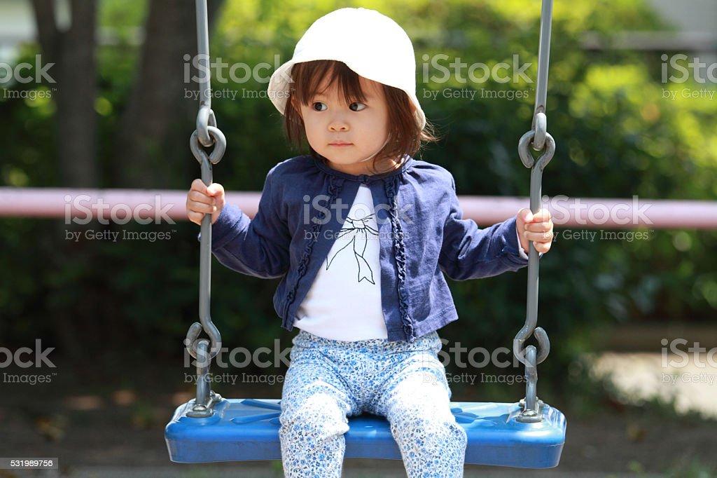 Baby Schaukel Bilder Und Stockfotos Istock