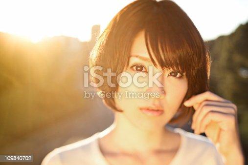 istock Japanese girl 109840702